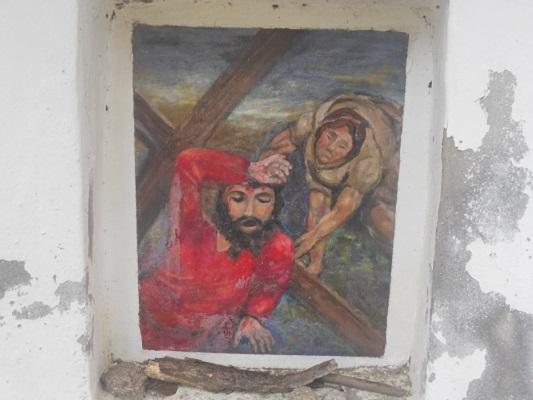 Kruisweg naar Madonna del Monte op wandelreis naar Italiaans eiland Elba