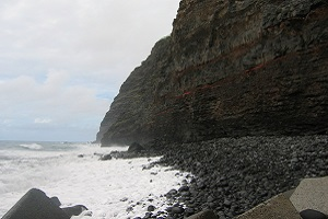 Grillige en ruige kust tijdens wandelreis naar Canarisch Eiland La Palma
