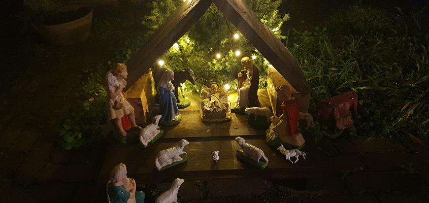 Kerststallenwandeling Uden 2020