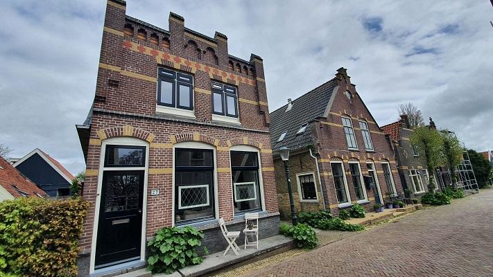 Wandeling dwarsover Texel in De Waal