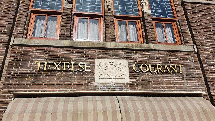 Wandeling op Texel van 't Horntje naar Oosterend in Den Burg