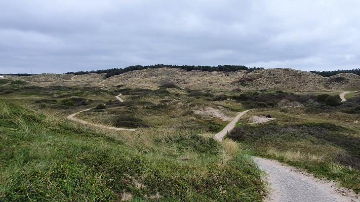 Wandeling op Texel van 't Horntje naar De Koog