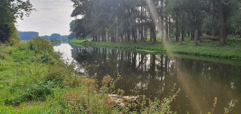 Wandeling over Trage Tocht Heeswijk langs de Aa