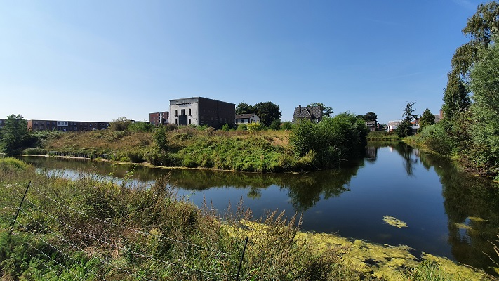 Trage Tocht Zutphen aan de IJssel bij de voormalige Jeugdgevangenis Lunetten